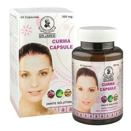 Curma Capsule White Solution
