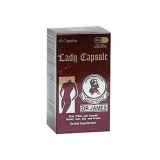 Lady Capsule Skin White And Smooth