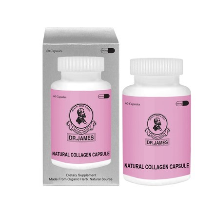 Dr James Natural Collagen Capsule
