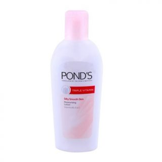 Ponds Triple Vitamin Moisturizing Lotion 200ml