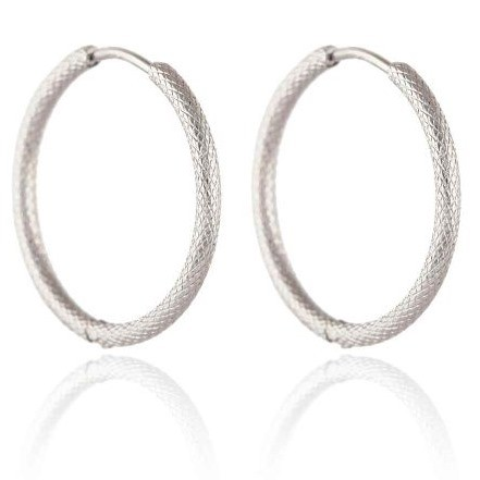 Woman Earring Set 260 Silver
