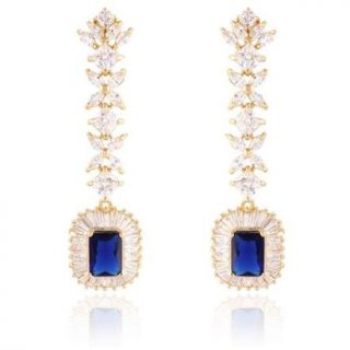 Woman Earring Set 263 Golden