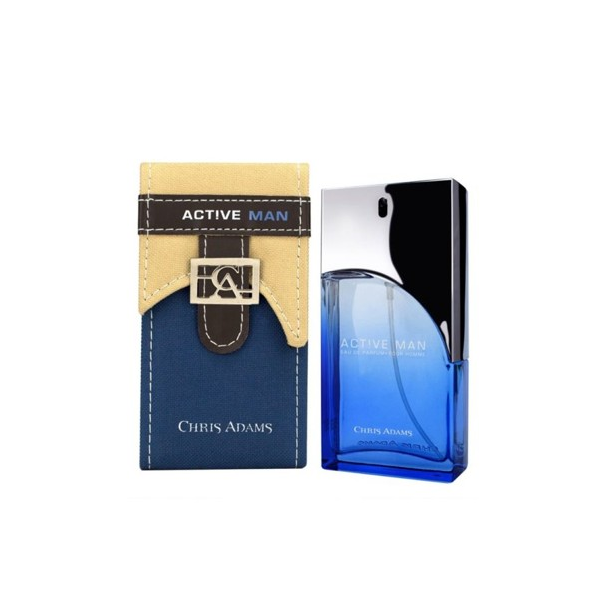 Active Man 150ml Perfumes Price in Pakistan, Jewel Mart, Online Shopping Mart, Mans Fregrances, Active Man Perfume, Chris Adams Perfume 100ml