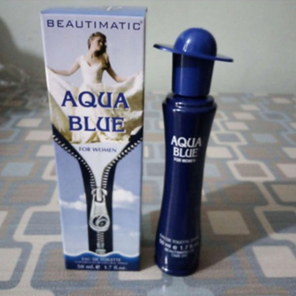 Aqua Blue For Woman 50ml