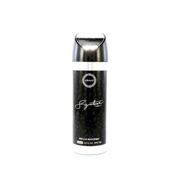 Armaf Body Spray Signature man 200ml