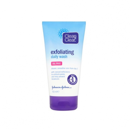 Exfoliating Daily Wash Cleanser Soothe Skin