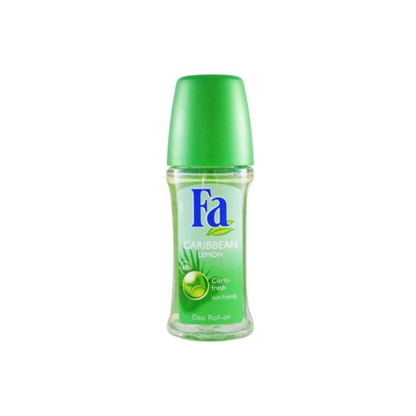 Fa Caribbean Lemon Roll On 100ml