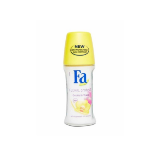 Fa Roll On Floral Protect 100ml