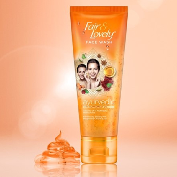 Fair & Lovely Ayurvedic Care Face Wash