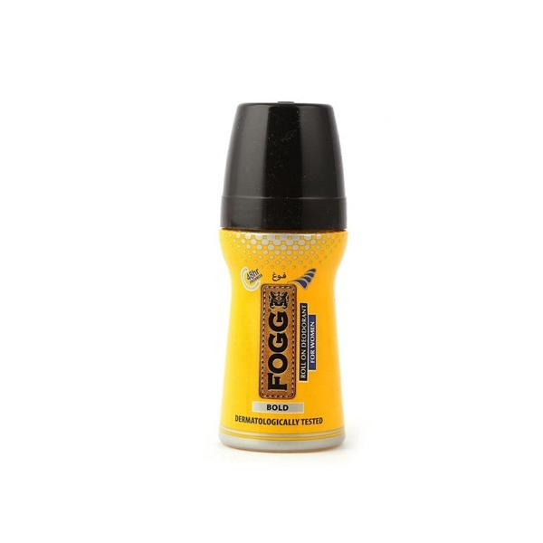 Fogg Bold Roll On 50ml For Woman