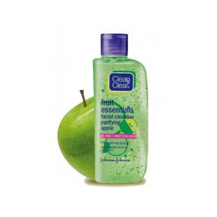 Fruit Essentials Facial Cleanser Purifying Apple