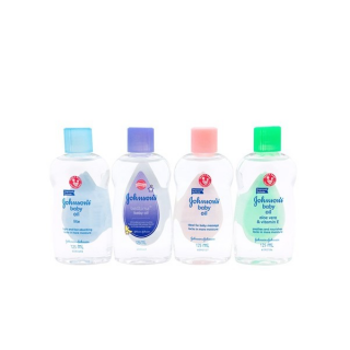 Johnson's Baby Oil All Collection