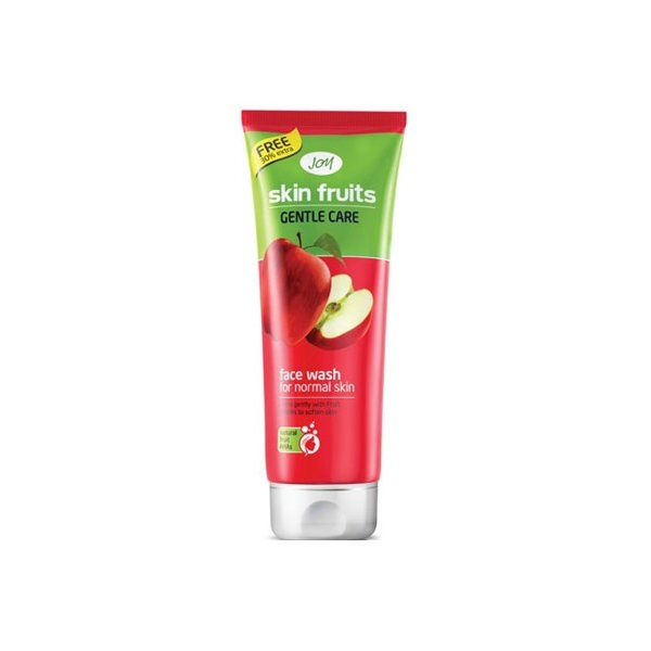Joy Skin Fruits Genter Care Apple Face Wash
