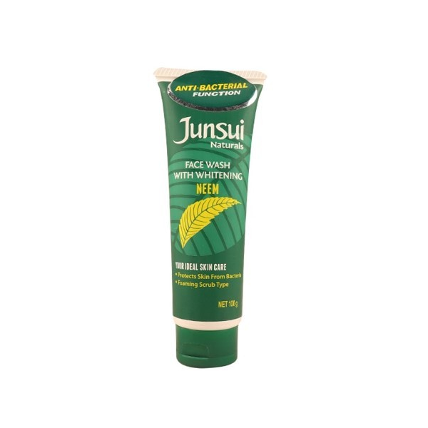 Junsui Face Wash With Whitening Neem