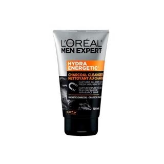 L'oreal Hydra Energetic Charcoal Cleanser