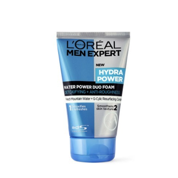 L'oreal Hydra Energetic Water Power Duo Foam