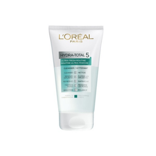 L'oreal Hydra Total 5 Ultra-fresh Routine Cleanser