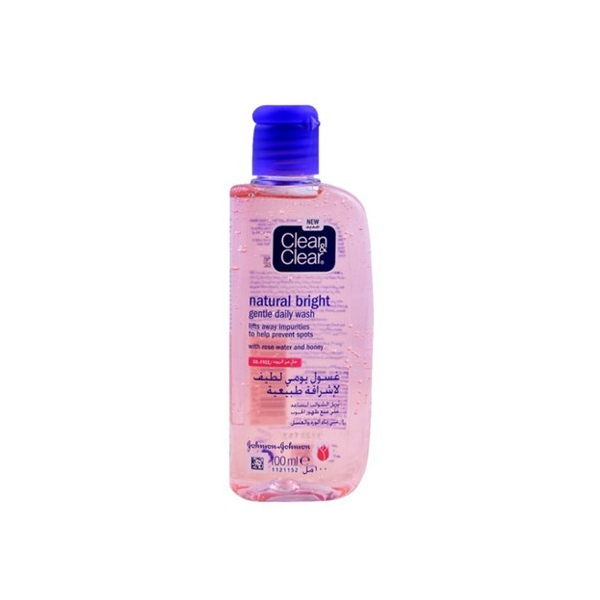 Natural Bright Gentle Daily Wash 150 ml