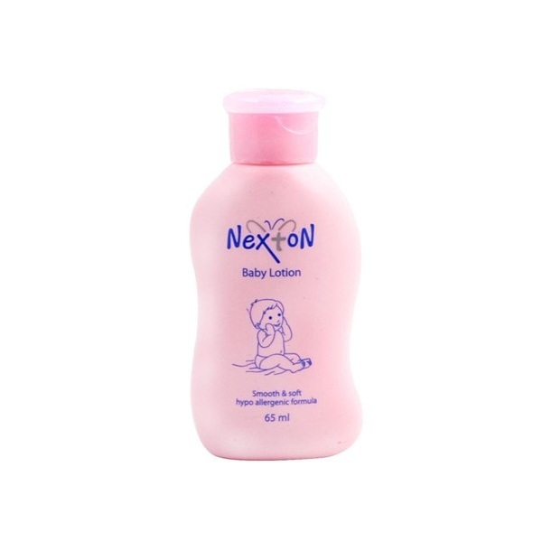 Nexton Baby Lotion Smooth and Soft 65ml