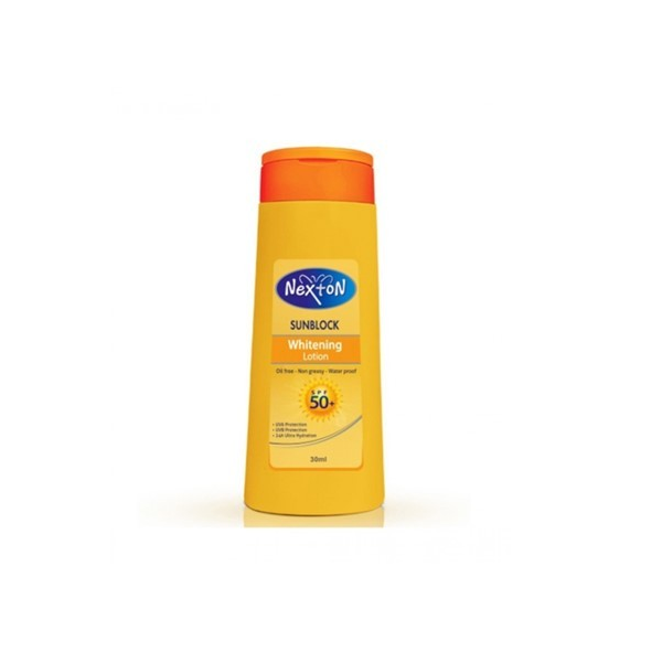 Nexton Sun Block Whetning Lotion Spf+50