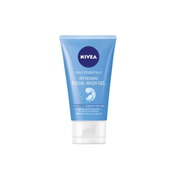 Nivea Daily Essentials Refreshing Facial Wash Gel