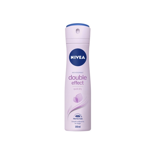 Nivea Double Effect Body Spray 150ml
