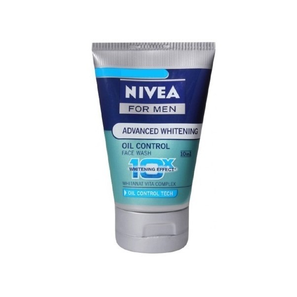 Nivea For Men Advanced Whitening Oil Control