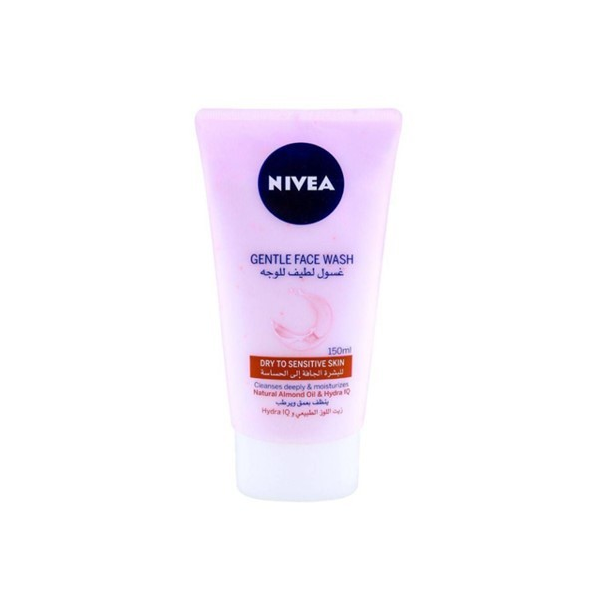 Nivea Gentle Dry To Sensitive Face Wash 150ml