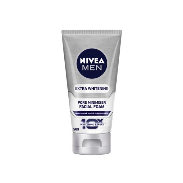 Nivea Men Pore Minimizer Facial Foam