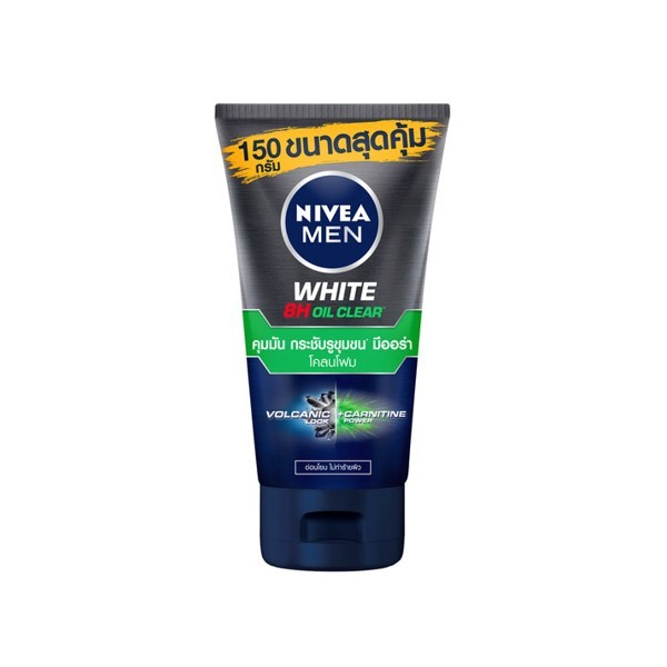Nivea Men White 8h Oil Clear 200ml