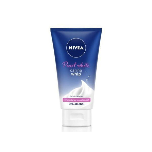 Nivea Pearl White Caring Whip 150ml