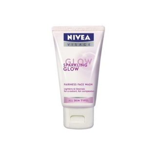 Nivea Sparkling Glow Fairness Face Wash