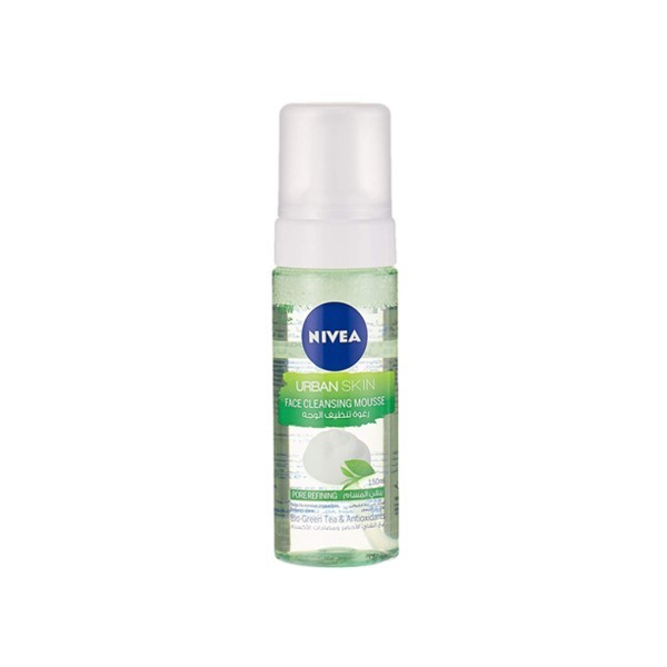 Nivea Urban Skin Face Cleansing Mousse