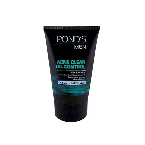 Ponds Mans Acne Clear Oil Control 100g