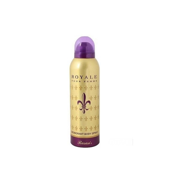 Rasasi Royale Gold 200ml Body Spray