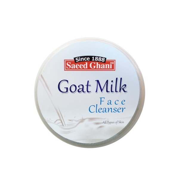 Saeed Ghani Goat Milk Face Cleanser