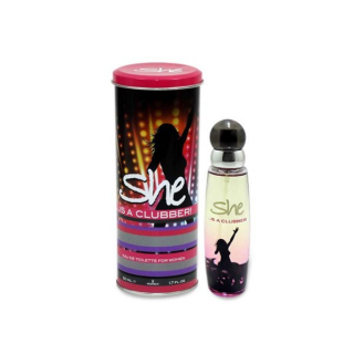 She Is Clubber 100ml