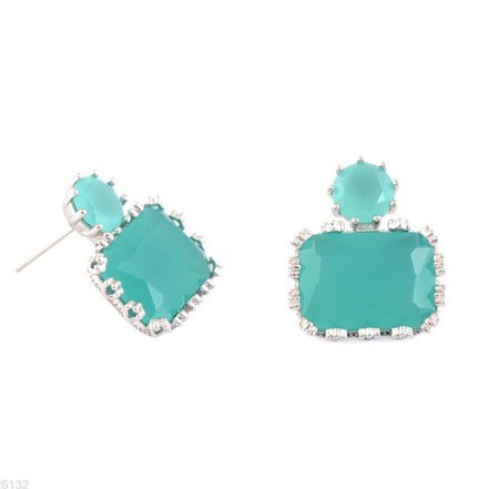 Woman Earring Set 169 Silver