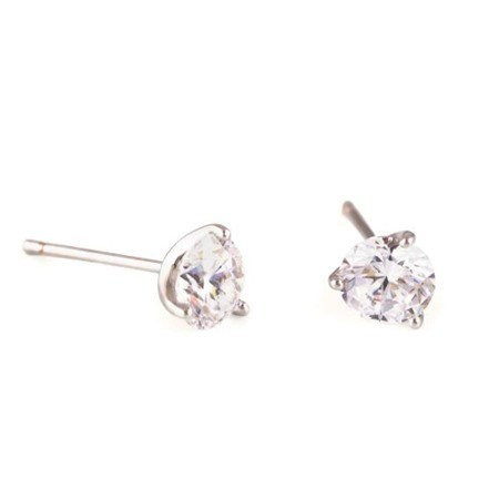 Woman Earring Set 172 Silver