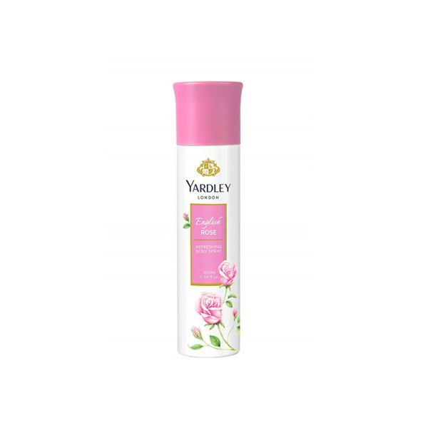 Yardley London English Rose Body Spray 150ml