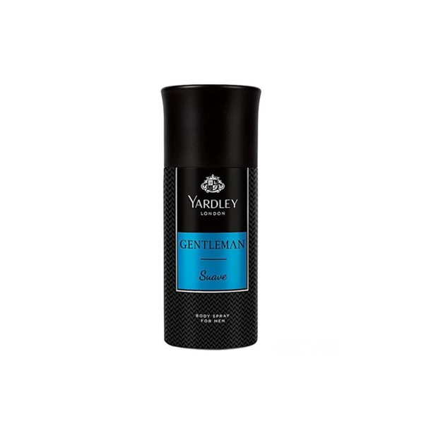 Yardley London Gentleman Suave Body Spray 150ml