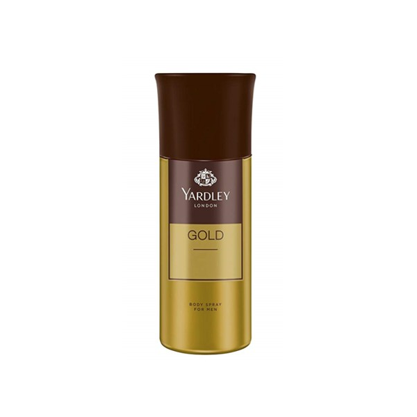 Yardley London Gold Body Spray 150ml