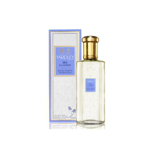 Yardley London Iris & Lavender 125ml