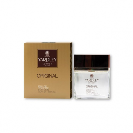Yardley London Original 50 ML