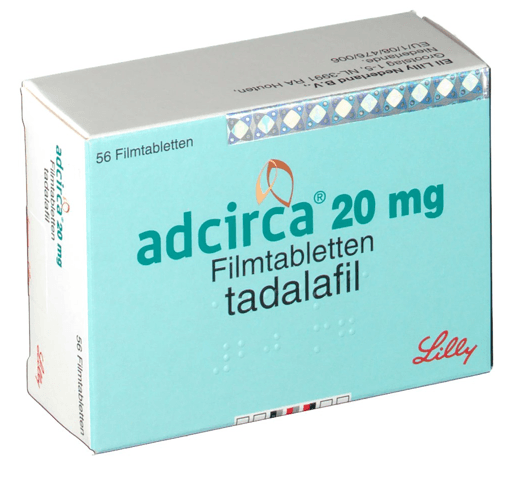 Adcirca 20mg Tablets in Pakistan
