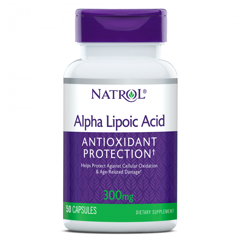 Alpha Lipoic Acid Antioxidant Protection