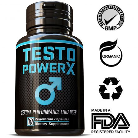 Testo Power X in pakistan