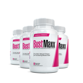 Bustmaxx Pills Breast Enlargement Pills