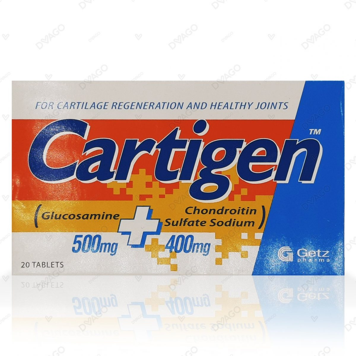 Cartigen Plus in Pakistan