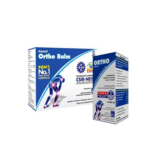 Dr. Ortho Aide Balm in Pakistan